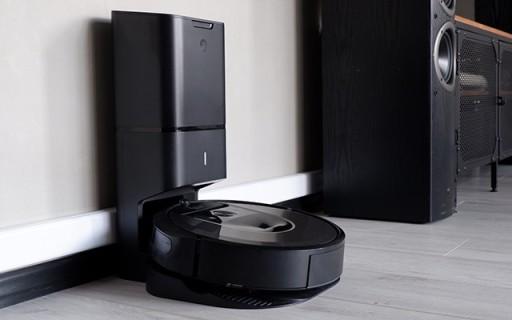 会倒垃圾的扫地机器人:iRobot Roomba i7+