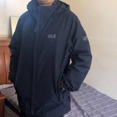 JackWolfskin防风防水冲锋衣测评报告