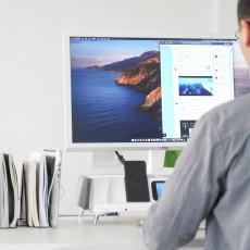 上班族的你,桌面需要這樣的工作臺:樂歌S6 Pro智慧工作站