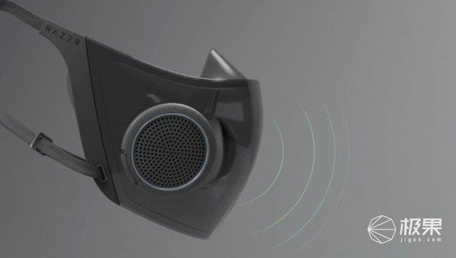 太狂野!Razer发布概念口罩,RGB光效酷到没朋友