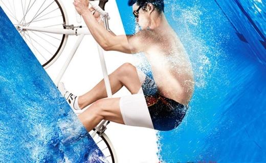 速比濤男士泳褲:特殊材質耐用防抽絲,抗氯防曬性能出色