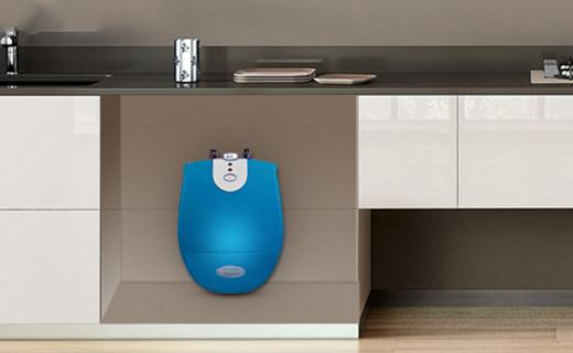 阿里斯頓Y6UE1.5熱水器:四層防腐內膽抗水垢,自動補水加熱省心