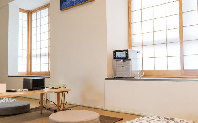 碧云泉R702智能净水机:高颜值超百搭的健康智能净水机