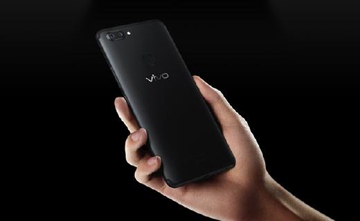 vivo發布全面屏手機X20,面部解鎖堪稱農藥神器