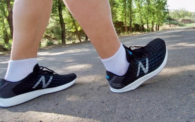 輕便透氣,這個夏天就用它開練,新百倫Zante跑鞋