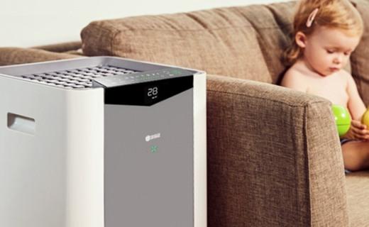 352 X50智能空气净化器:多方位净化,除霾降醛强效除菌