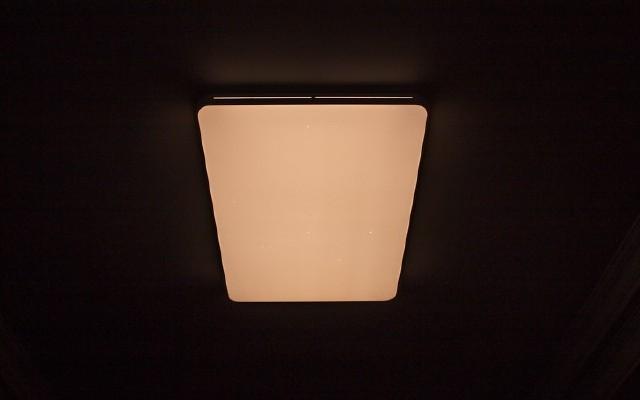 Yeelight纖玉吸頂燈Pro(星軌版)使用體驗