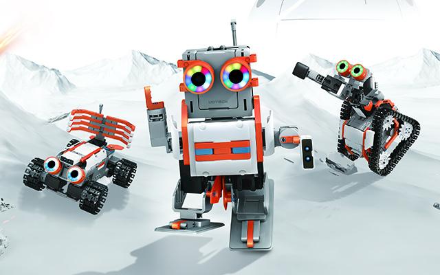 Jimu机器人 星际探险系列