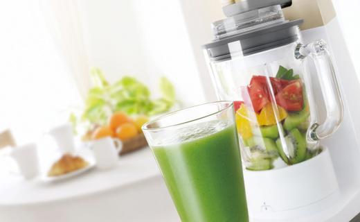 日本真空原汁料理机,真空榨汁,锁住全部营养