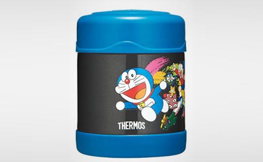 膳魔师保温罐:超长保温保冷,可爱造型宝宝喜欢