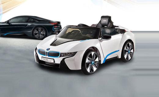 好孩子宝马玩具车:完?#26639;?#21051;BMW8系跑车,你人生的第一辆豪车