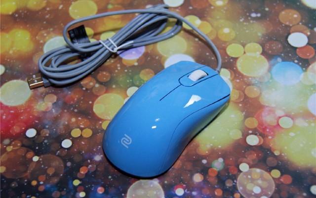 电竞鼠标中的小清新,ZOWIEGEAR S1 DIVINA评测