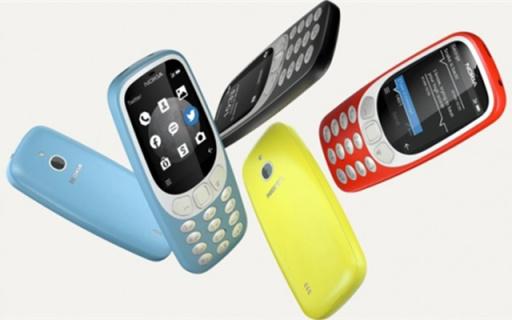 诺基亚3310 3G复刻版发布,上网终于可以快点了