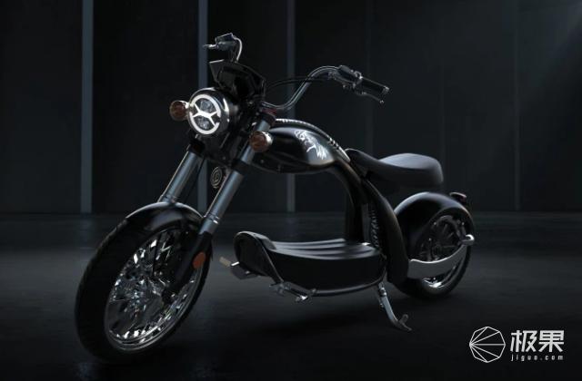 电动摩托车又出奇葩设计!「虾爬子」造型脑洞大,售价1万多