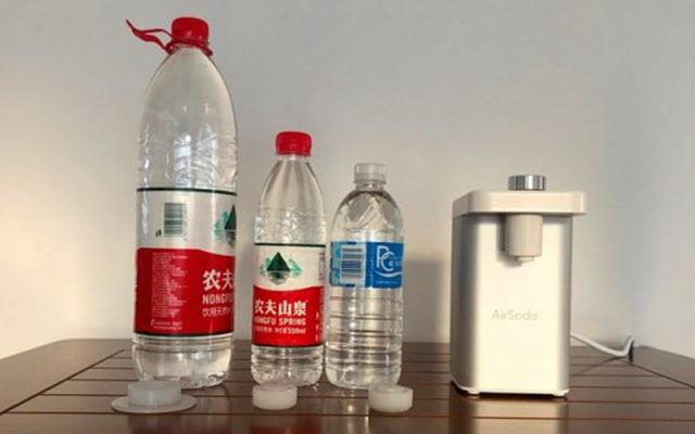 想喝开水、温水,不需等待 ——Airsoda速热饮水机评测