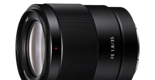 「新东西」索尼推出新的全画幅广角定焦镜头FE 35mm F1.8,售价4700