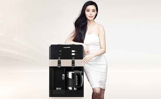 安吉尔Y2486LK-CZJ饮水机:快速电磁加热,双重?#26639;?#28903;