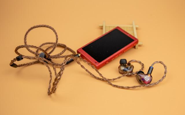 融合聚变新声 | 两铁一圈三单元BGVP DH3耳机轻体验