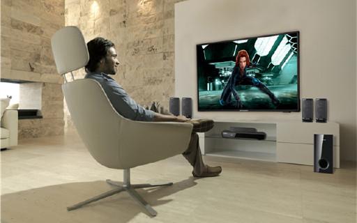 夏普50英寸4K电视,9.9mm超薄机身
