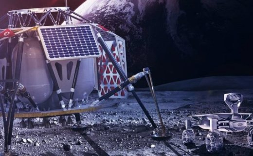 征服地表还不够,诺基亚要把 4G 基站开上月球