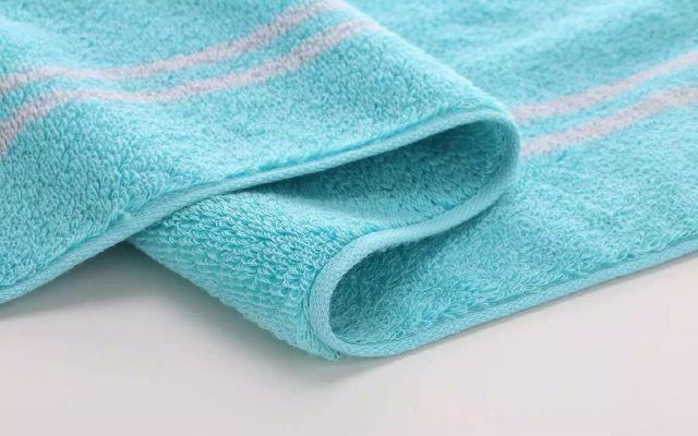 遇到污渍会变色,MintBlue生态毛巾体验