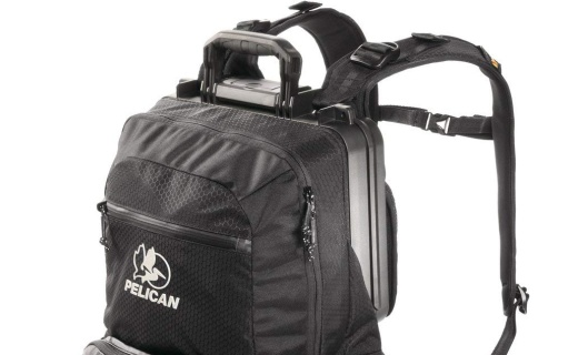 派力肯電腦防護背包,背包中的諾基亞,美國大兵都用它
