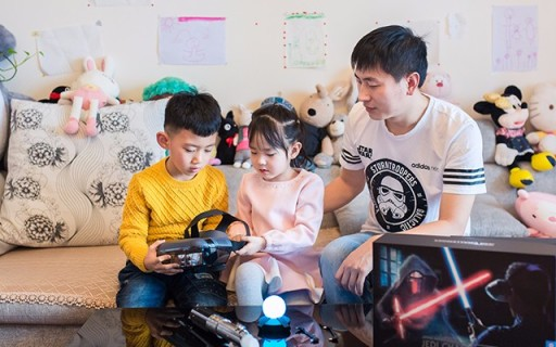 大人小孩玩了都尖叫,這款AR讓你穿越星球大戰感受原力