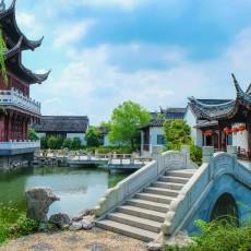 你可曾想过,张家港凤凰山竟?#20889;?#30058;景色?