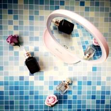 實測99.9%的女生都說好用的化妝鏡-小熊化妝鏡