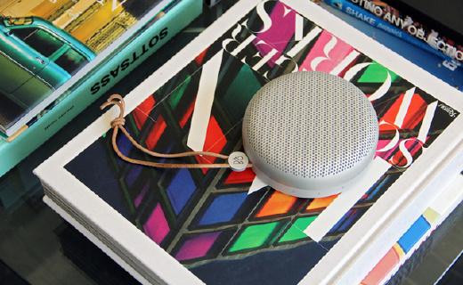 身材小巧顏值高藍牙音箱,照樣擁有好聲音
