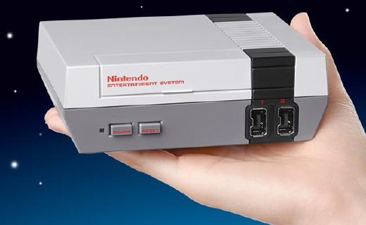 任天堂出新款 NES 了!30款游戲滿滿都是情懷