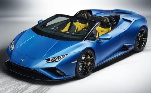 3.5秒破百!蘭博基尼入門級超級跑車HuracánEvo曝光,售價163萬