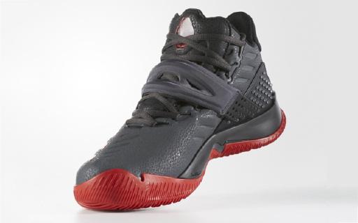 阿迪達斯新款籃球鞋,馬牌大底讓你安心征戰外場