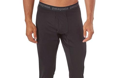 巴塔哥尼亞男式功能褲:運動面料舒適透氣,貼合剪裁靈活運動