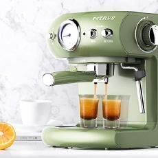 PETRUS柏翠 意式半自動 咖啡機