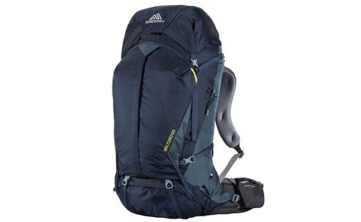 格里高利戶外登山背包:重裝戶外背包,65L大容量,負重提升