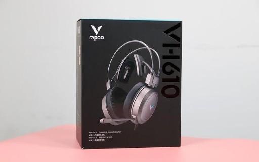 雷柏VH610游戏耳机评测