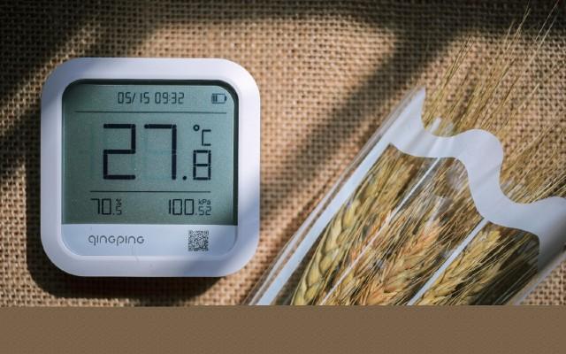青萍溫濕度氣壓計,它能為你守護什么?