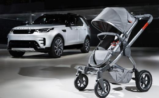 """路虎推""""全地形""""婴儿车,售价约1.3万"""