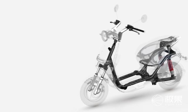 外观更炫酷、骑行更智能!电动车也能骑出玛莎拉蒂的感觉!