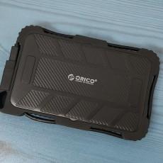 奧???719U3-G硬盤盒——三防設計讓硬盤維護更安全