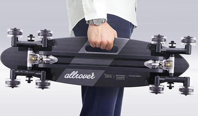 Stari-Rover 滑板 首發試用