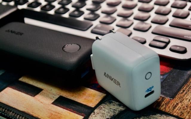 Anker小閃電PD充電套裝試用1個月隨筆