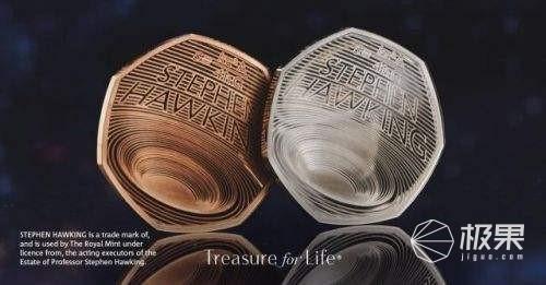 英国发行史蒂芬·霍金纪念币:纯金打造,售价7000元!