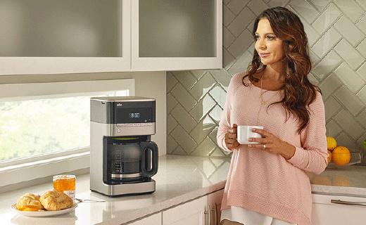 能保留最佳味道&香气咖啡机,再见了星巴克