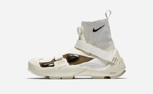 Nike找全世界最会玩SM的男人设计了一双球鞋