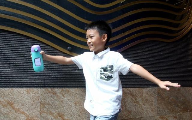 玩出?#20154;?#22909;习惯,Gululu Go水杯就是孩子的良师和益友