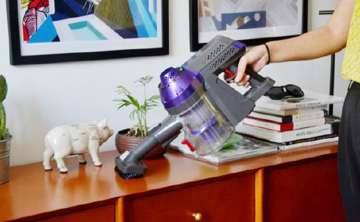 吸尘除螨没那么难,你只需要有一个TEK AK77