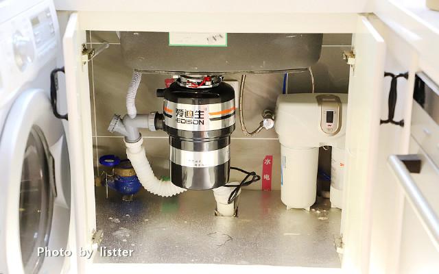 1马力轻松破碎排骨!爱迪生厨房垃圾处理器提升你的生活幸福感