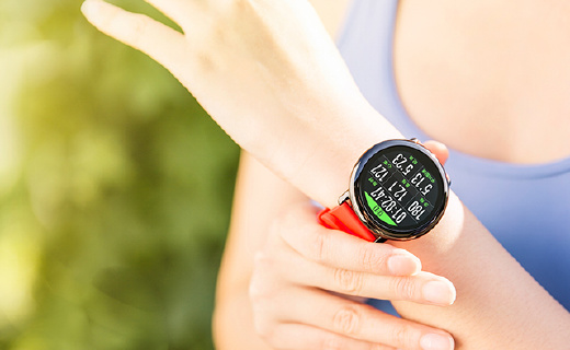 华米运动手表,续航5天能刷支付宝,还能当MP3使